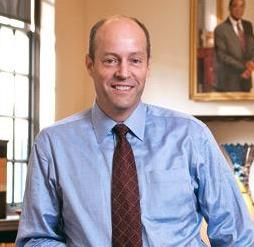 Jonathan Veitch is stepping down next year as president of Occidental College.