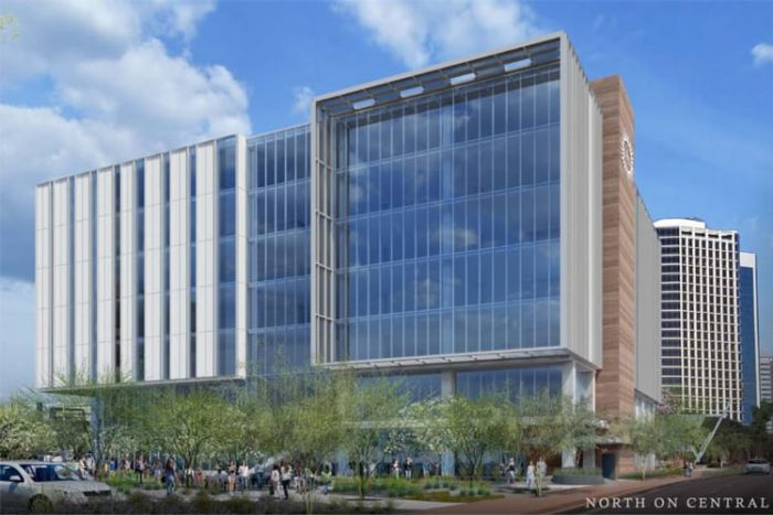 Work on a building project to help more Arizona physicians train and practice is slated to begin this spring on Creighton's Phoenix campus.