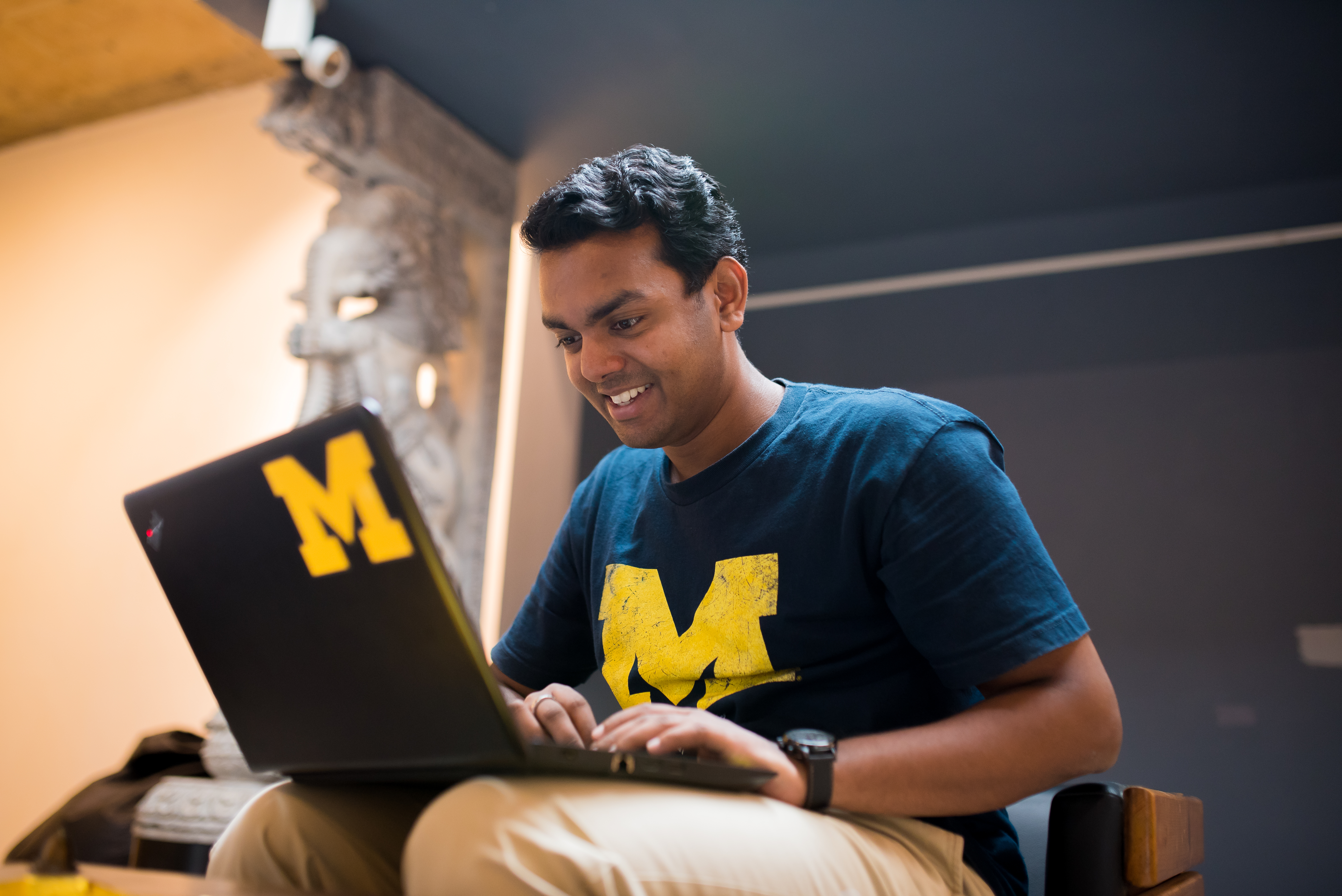 ANYWHERE INTERN—While many institutions are just beginning to dabble in setting up remote internships for students, University of Michigan is hiring a staffer whose central responsibility will be managing virtual opportunities.