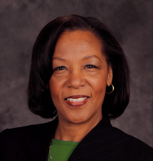 Jann Luciana Joseph (pictured) is replacing Mary Beth Walker, who has served as interim president of Georgia Gwinnett College, part of the University System of Georgia.