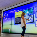 Video walls move to the next level
