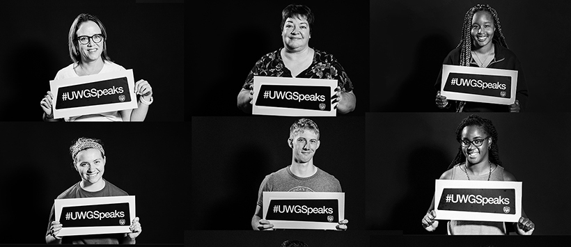 At the University of West Georgia, The campus counseling center is combating the prevalence of depression in college students through a series of #UWGSpeaks videos.