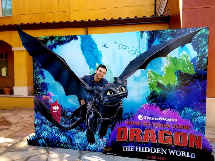 LIVING THE DREAM CAN WORK—The brand strategy at Woodbury University led to a story about 2016 graduate Zare Oganesyan (pictured), who became a production supervisor for the DreamWorks Animation TV series Spirit: Riding Free, streaming on Netflix. UBmag.me/dreamworks