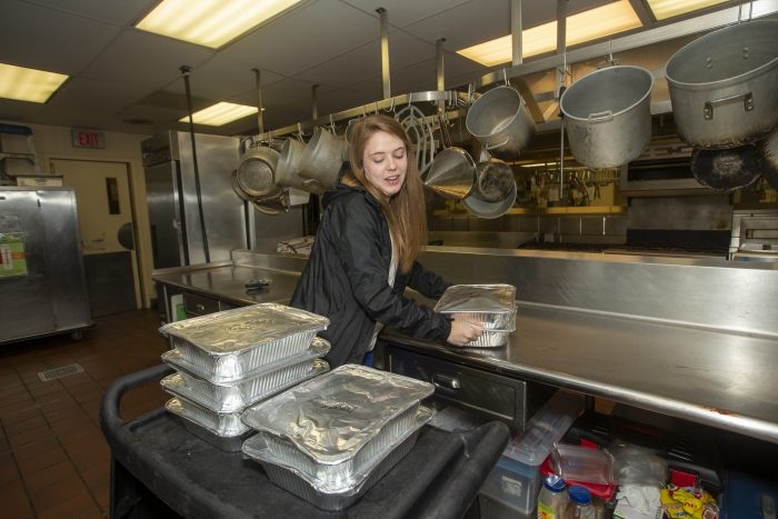 One of the university food waste programs at Christopher Newport University is the Food Fighters initiative, which makes use of uneaten dining hall food. Partner organizations receive healthy foods that are difficult and expensive for homeless shelters to obtain.