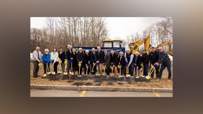U of Maine at Presque Isle held a groundbreaking ceremony for its $935,000, 2,400-square-foot teaching and research greenhouse, which is slated for completion this fall.