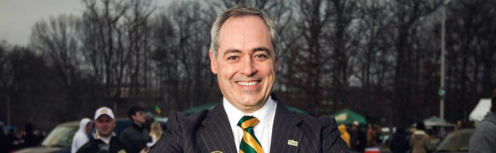 Ángel Cabrera is taking the helm at Georgia Institute of Technology, following his service as president of Virginia's George Mason University.