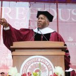 Morehouse College commencement speaker gift to graduates with student loans and its aftermath