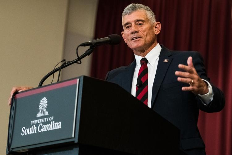 Robert L. Caslen is the 29th president of the University of South Carolina.