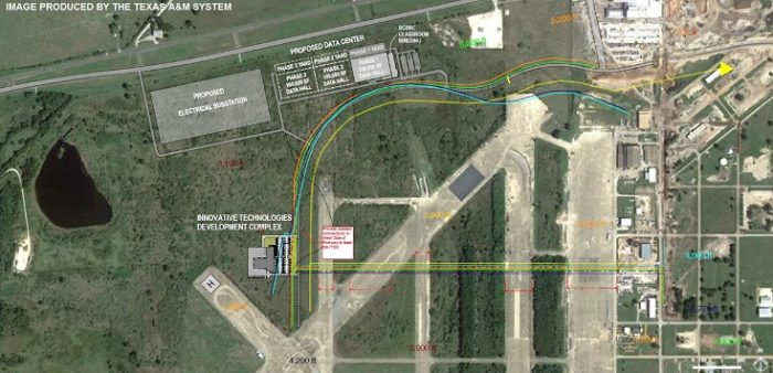 A U.S. Army combat development complex will be located in the northwest area of the Texas A&M System's RELLIS campus.