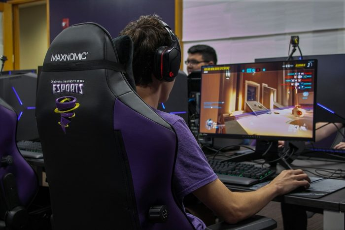 Concordia University in Austin is launching its esports program this month.