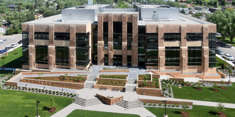 The University of Wyoming has opened its new Engineering Education and Research building.