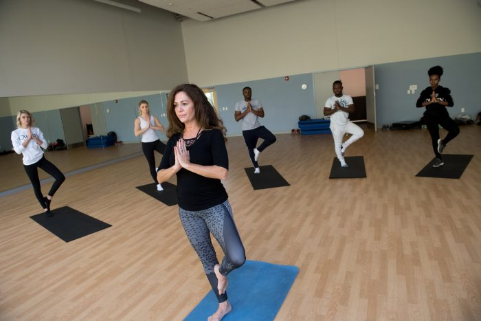 Besides academically rigorous accelerated courses, Cabrini offers some lighter, late-start courses, such as a yoga course that includes the culture and history behind the discipline.