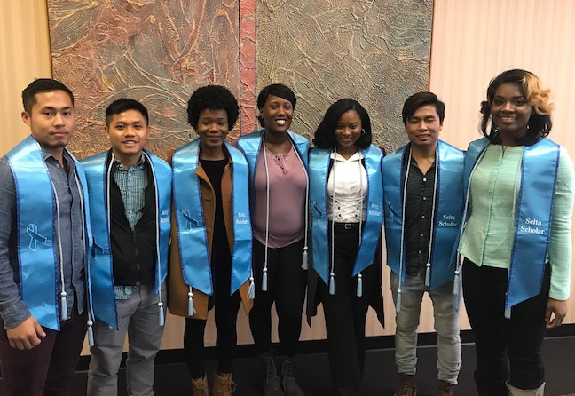 Western Michigan University's Seita Scholars Program provides foster care students with $13,000 scholarships, year-round housing and coaches.