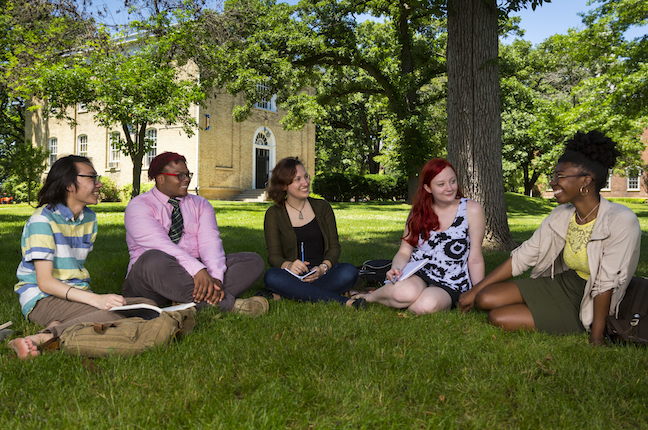 First-generation student success at Beloit College in Wisconsin means that juniors and seniors in the federal McNair Scholars Program are paid to conduct research over two summers.