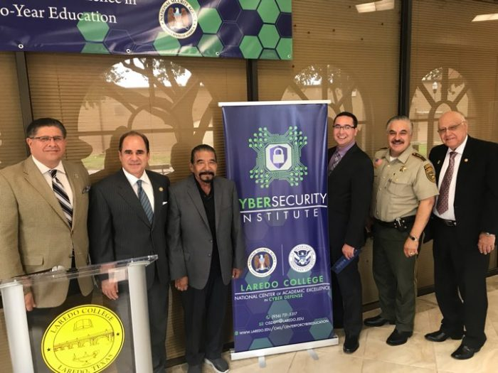Laredo College opens cybersecurity institute in Texas.