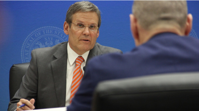 Gov. Bill Lee (pictured) recently held budget hearings, during which Tennessee Higher Education Commission's Mike Krause pitched eight new capital projects, including a building for Chattanooga State.