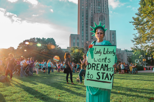 "While many higher ed leaders work to protect ""Dreamers,"" the Supreme Court may soon end legal protections that let these immigrant students stay in the U.S. (Photo: Maria Oswalt/Unsplash)"