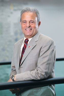 Michael Bernstein is interim president of Stony Brook University in New York.