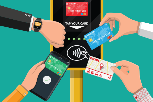 Students buying books or snacks, purchasing tickets to sporting events or even paying tuition can now use their digital wallets to complete the transactions at many colleges.