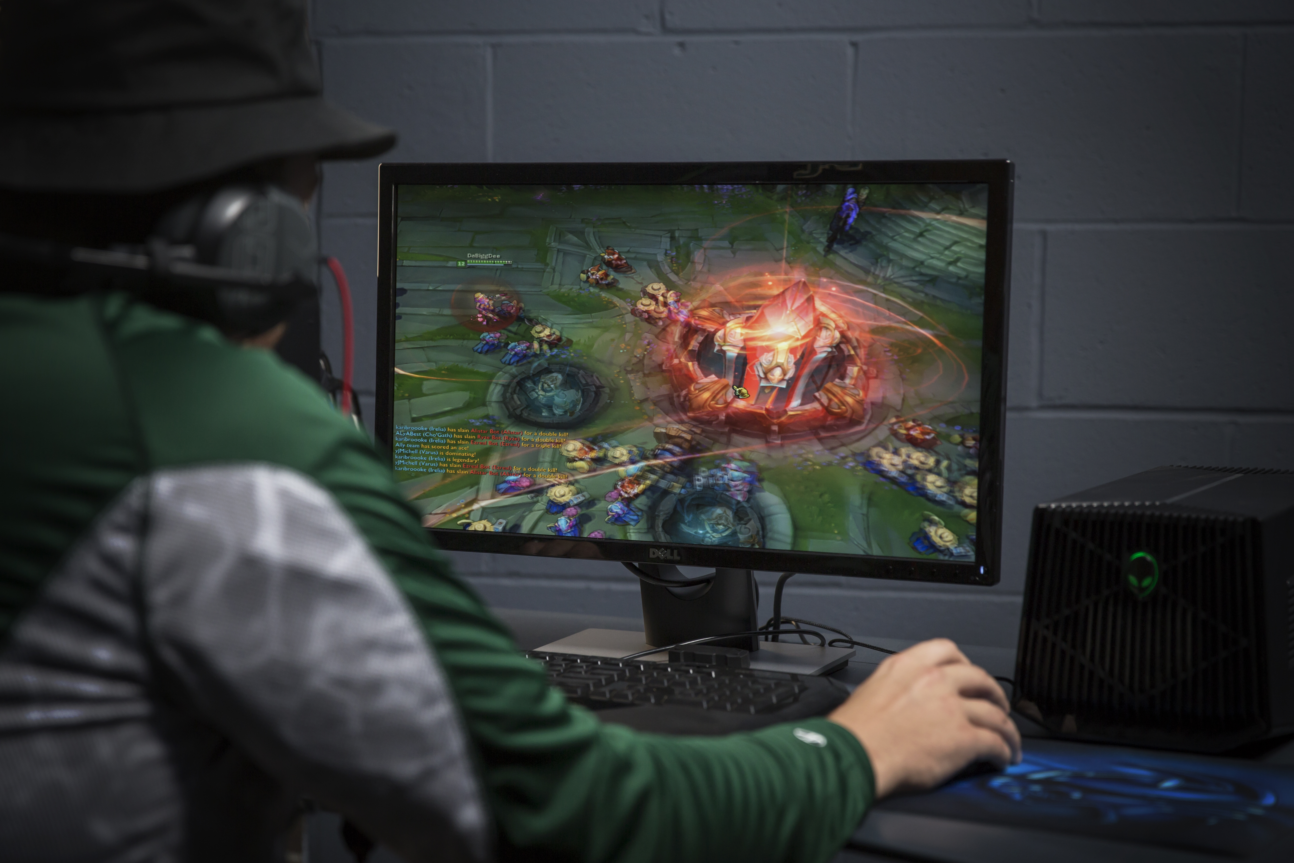 Keuka College created a minor in esports management about two years ago and plans to launch a major in fall 2020.