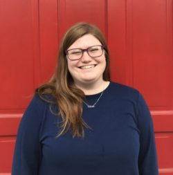 Elizabeth Killian, president of CAMPus Impact, is a senior at Marquette University's College of Education in Milwaukee.
