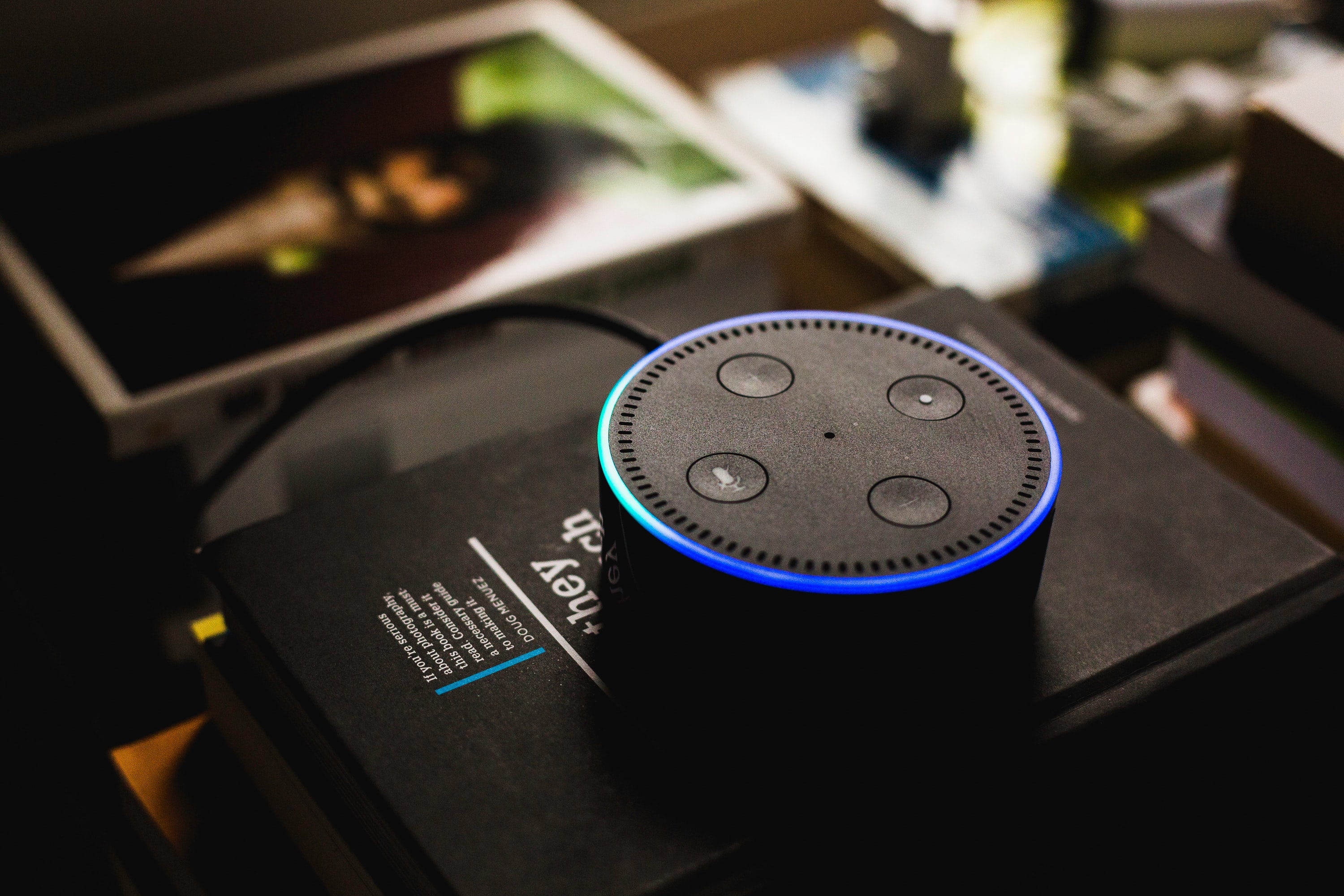 Sanjay Pothen will discuss how colleges can use voice-enabled technology such as Amazon Echo for college students at UB Tech 2020.