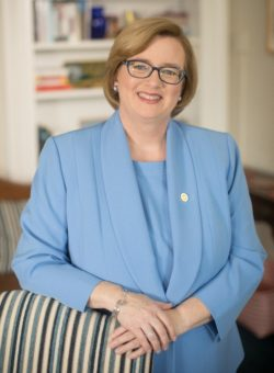 Elizabeth Meade is president of Cedar Crest College in Allentown, Pennsylvania.