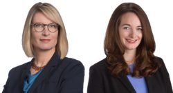 Anne D. Cartwright andMary Deweese areattorneys inHusch Blackwell LLP's Kansas City office andChicago office, respectively.
