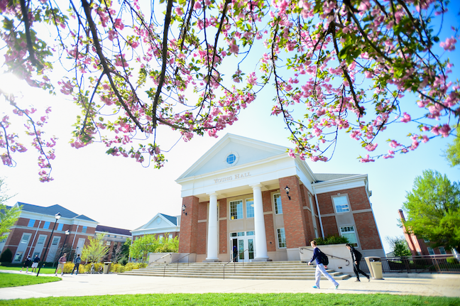 Centre College leaders say their newly developed fall 2020 block schedule will allow the Kentucky campus to pivot quickly between in-person and online classes.