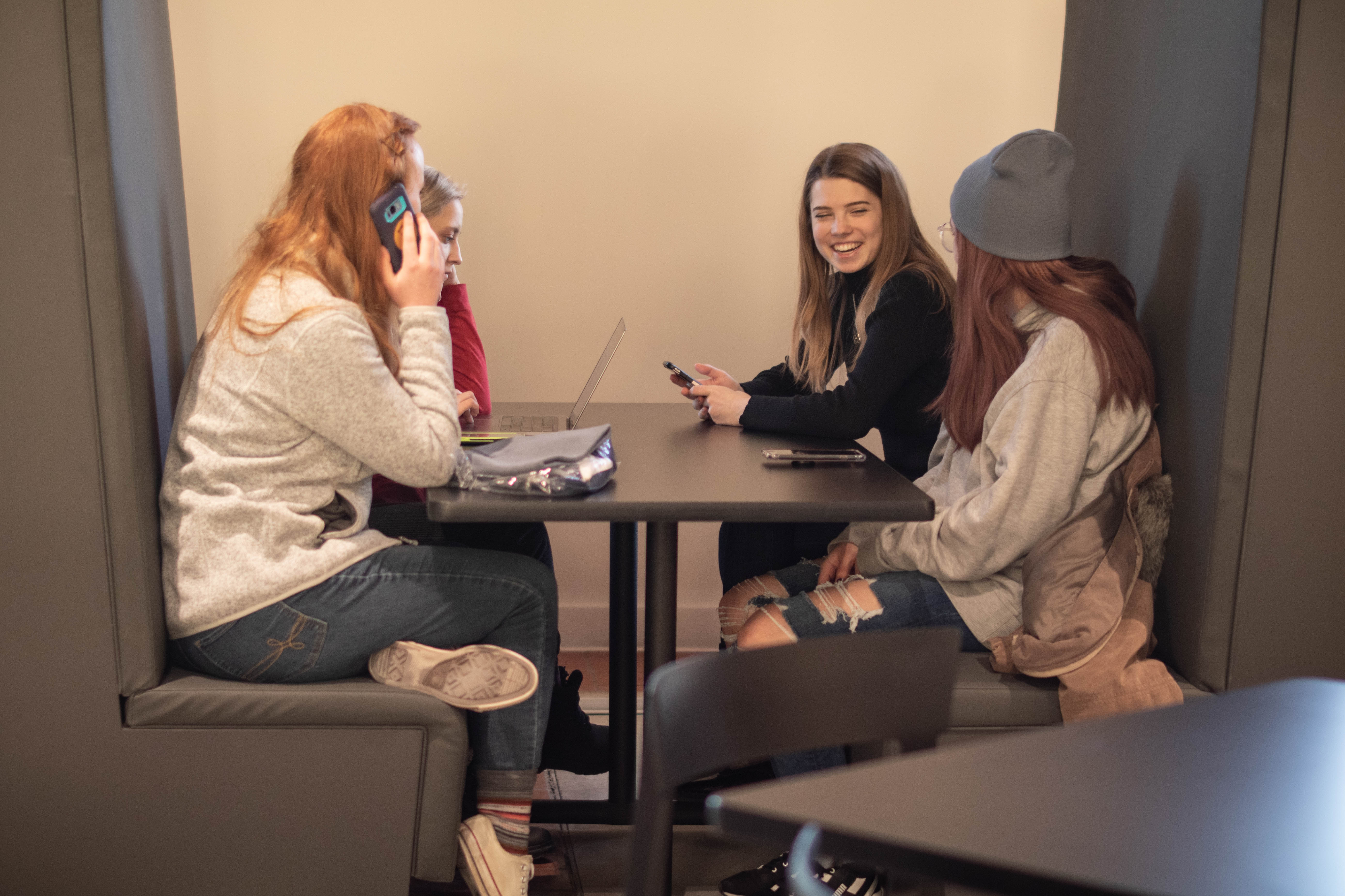 Beloit College is keeping social distancing top of mind as it plans for students to return to dining halls and dorms in the fall.
