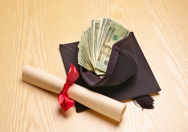 Tution adjustments for fall 2020 include Southern New Hampshire University's full scholarship for first-year students. (Peter Dazeley/GettyImages.com)
