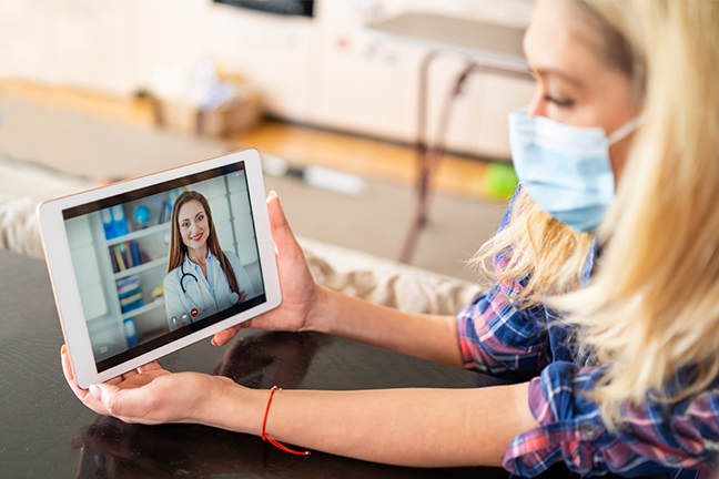 The coronavirus will impact telehealth education by most likely making courses that teach college telehealth services such as remote patient monitoring a priority.
