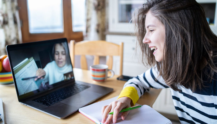 New York Tech's new Virtual Education program is helping educators face the technical and pedagogical challenges of e-learning.