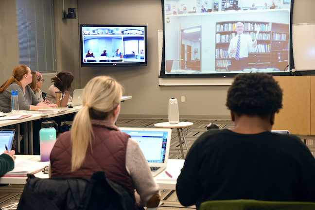 Instructors must hone their remote teaching skills because a noisy online environment can distract students and lead to less retention of information.