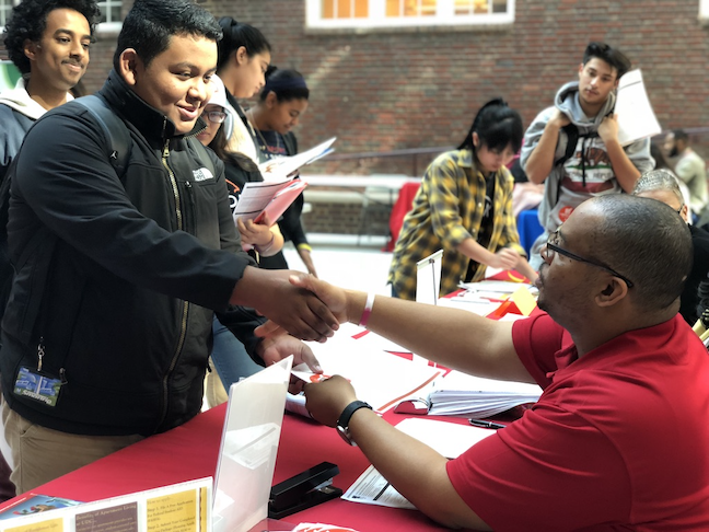 Educators in District of Columbia Public Schools have launched the first-of-its-kindDCPS Persistsprogram to pair graduates with coaches to counsel the students throughout college.