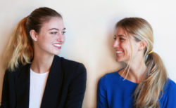 Carolina and Claudia Recchi are sisters and co-founders of EdSights.