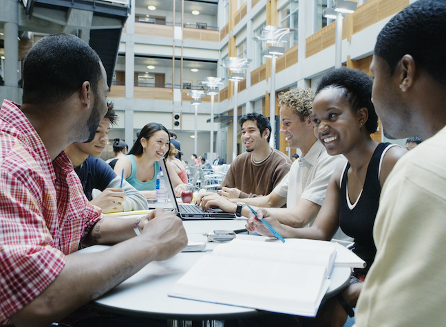 Universities around the country are funding new scholarships and program to diversify their campuses and support students of color. (GettyImages.com/ Andersen Ross Photography Inc)