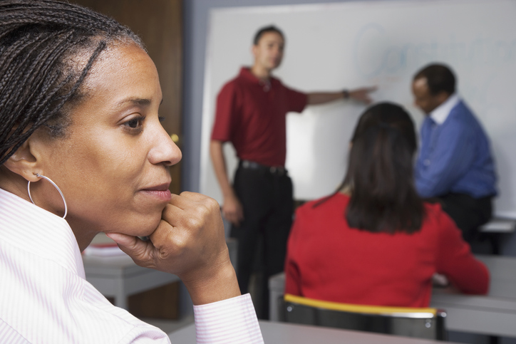 A new study finds that women minority students in law school do not view their school's race relations favorably and that women students of color are not as satisfied with the overall law school experience as opposed to their peers.