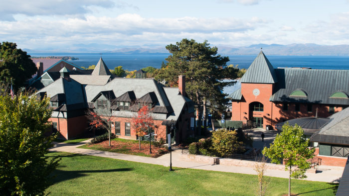 Champlain College in Vermont is offering a virtual gap year program for 2020 high school graduates.
