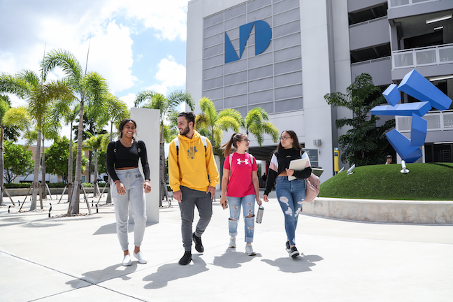 Hispanic-serving institution grants will help Latinx students at Miami Dade College succeed in STEM majors and careers.