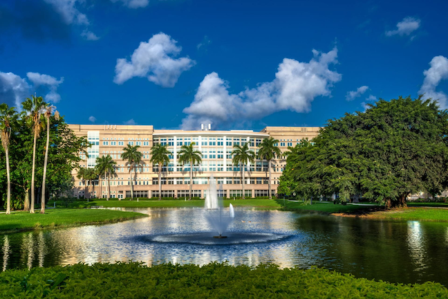 Nova Southeastern University In South Florida enrolled its largest incoming class in history, reporting an increase of 11% over fall 2019.