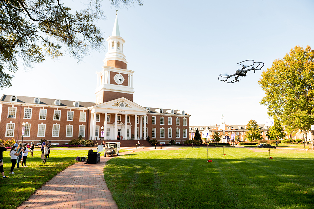 Drone Obstacle CourseOctober 20, 2020
