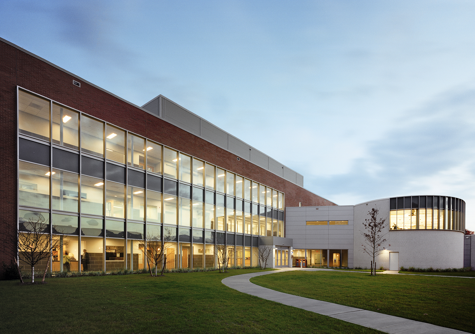 The Technology Center at Rockland Community College in New York