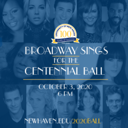 An Instagram post showcasing the Broadway Sings portion of the event.