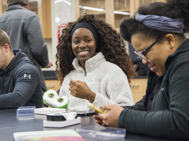 University of Wisconsin-Milwaukee, the University of Wisconsin-Parkside, Milwaukee Area Technical College and Carthage College are beginning to implement equity strategies that have proven to remove systemic barriers to student success at other institutions.