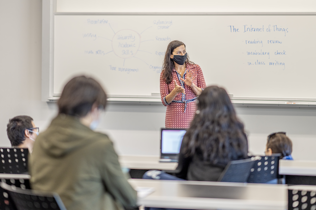 Many of higher ed furloughs or layoffs occurred as colleges delayed reopening or canceled in-person, and states cut funding. (GettyImages/FatCamera)