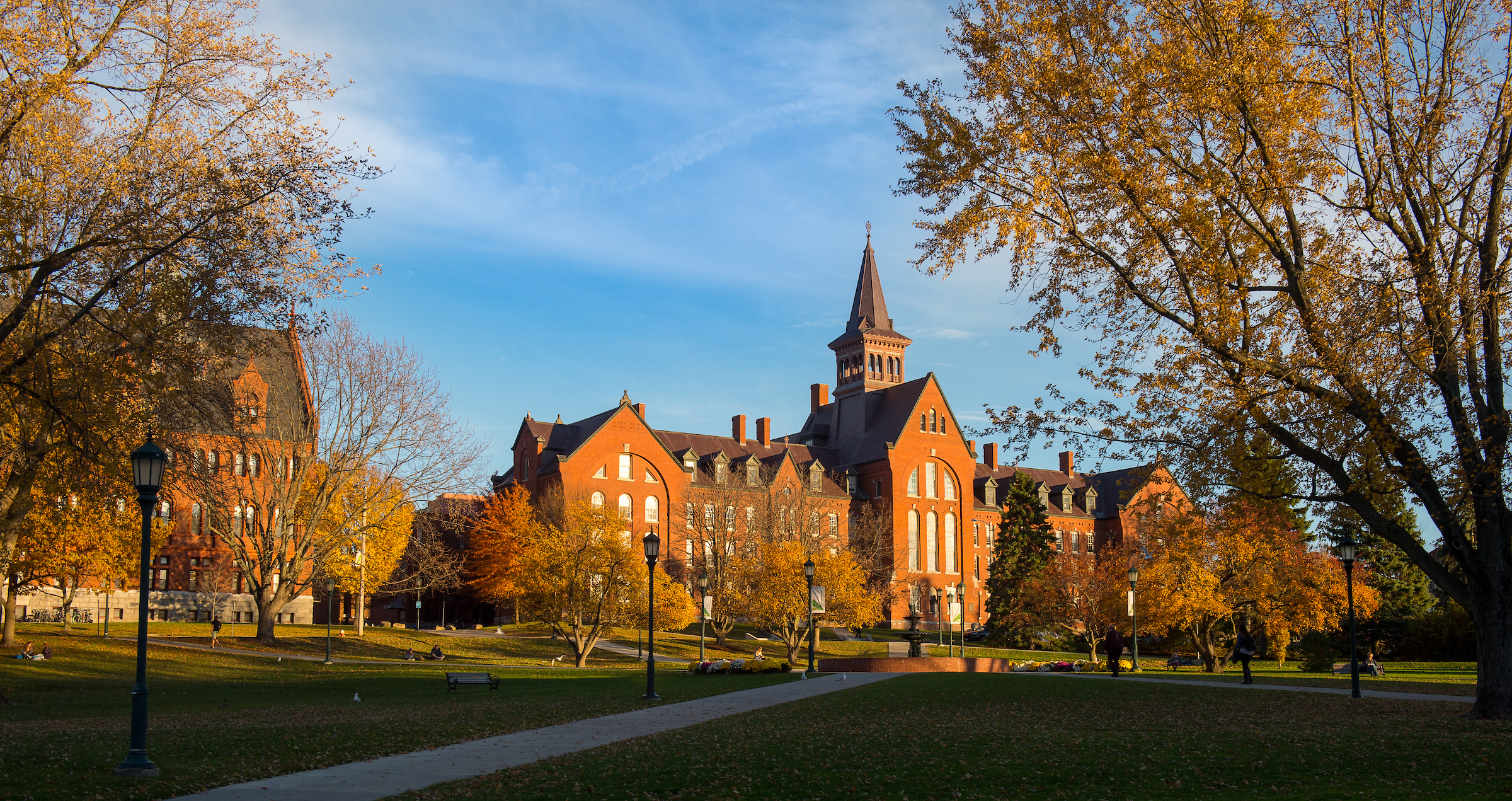 University of Vermont has experienced financial pressures brought on by COVID, along with other higher ed institutions.