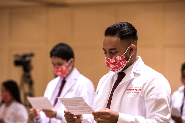 Students at the University of Houston College of Medicine will get hands-on experience in promoting wellness and providing healthcare in underserved communities.