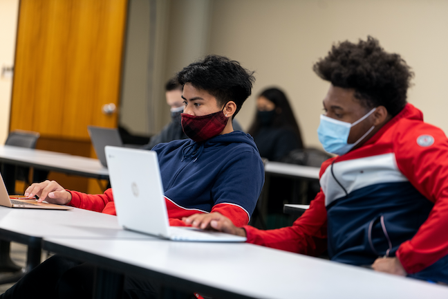 Institutions must spend half of theAmerican Rescue Plan's$40 billion in higher education funding on emergency financial aid grants to students.