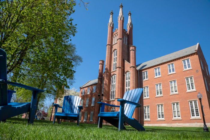 Franklin & Marshall College built in-person programs in England and China for students who could not travel to the institution's main campus in Lancaster, Pennsylvania.